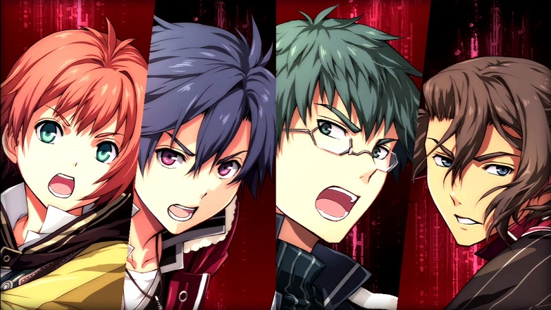 The Legend Of Heroes Trails Of Cold Steel Ii Character Artwork 1
