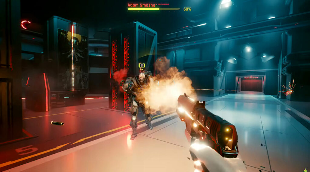 Cyberpunk 2077 Ranged Weapons All Weapon Types List
