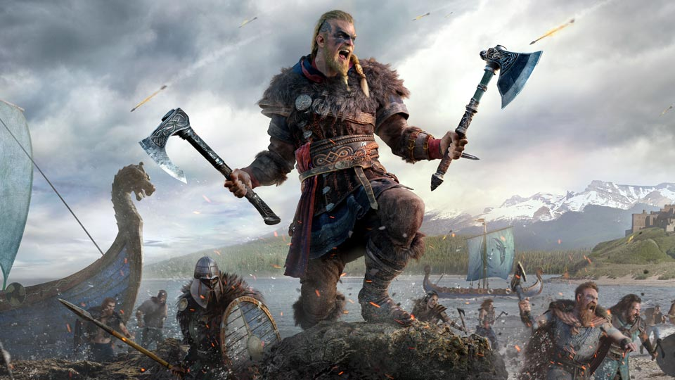 Exciting New Details About Viking Naval Combat In Assassin's Creed Valhalla