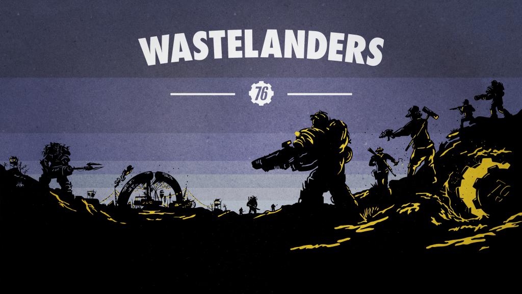 Fallout 76 Wastelanders Header