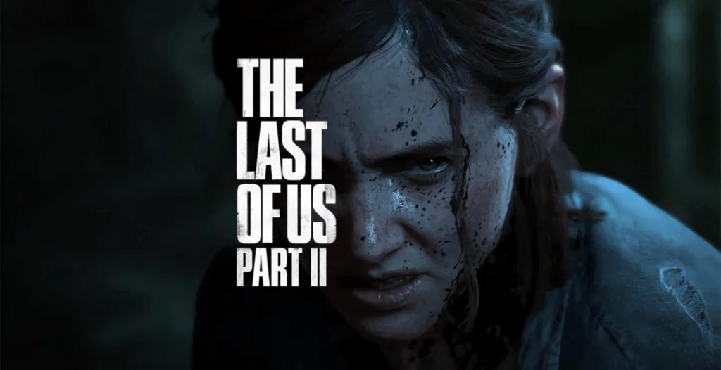 The Last Of Us 2 Key Art Ellie Logo