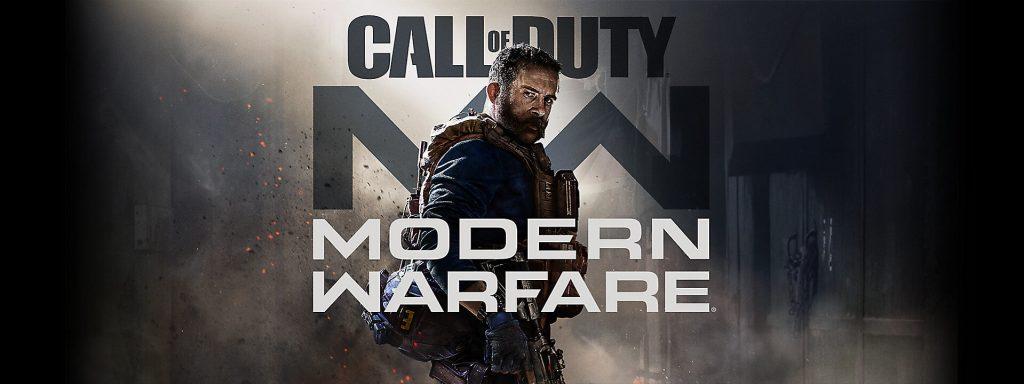 Call of Duty: Modern Warfare Header