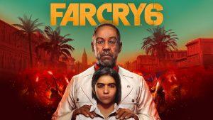 Far Cry 6 Header