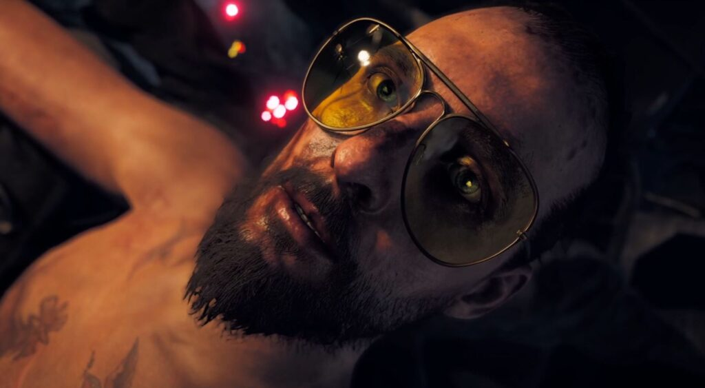 00 Far Cry 5 No Way Out The Father