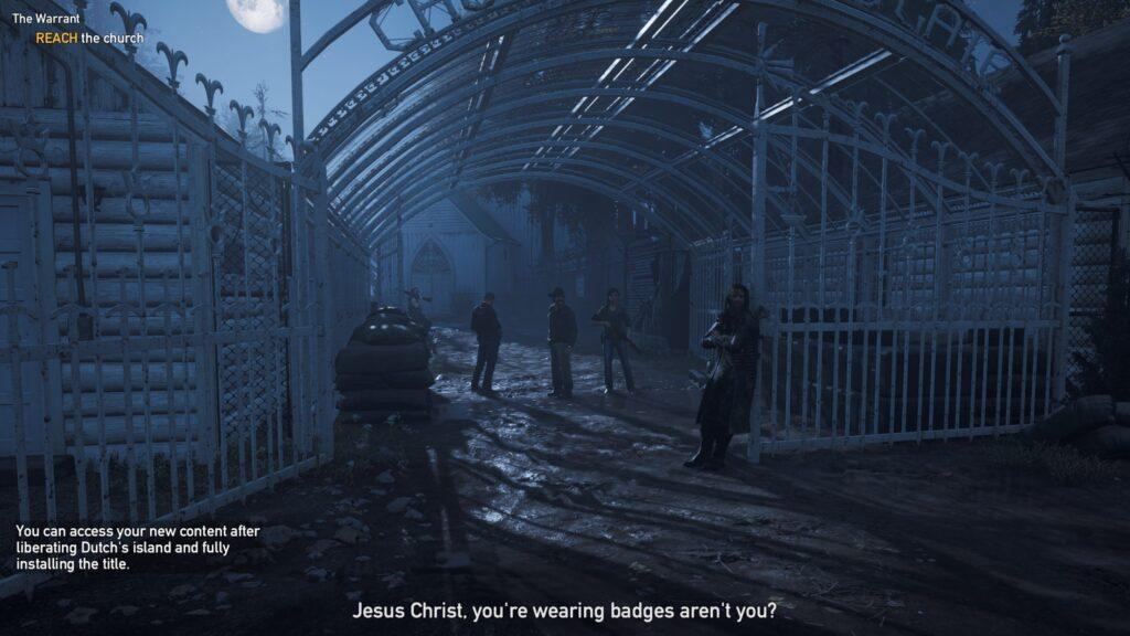 10 Far Cry 5 Prologue Walk To The Church 1