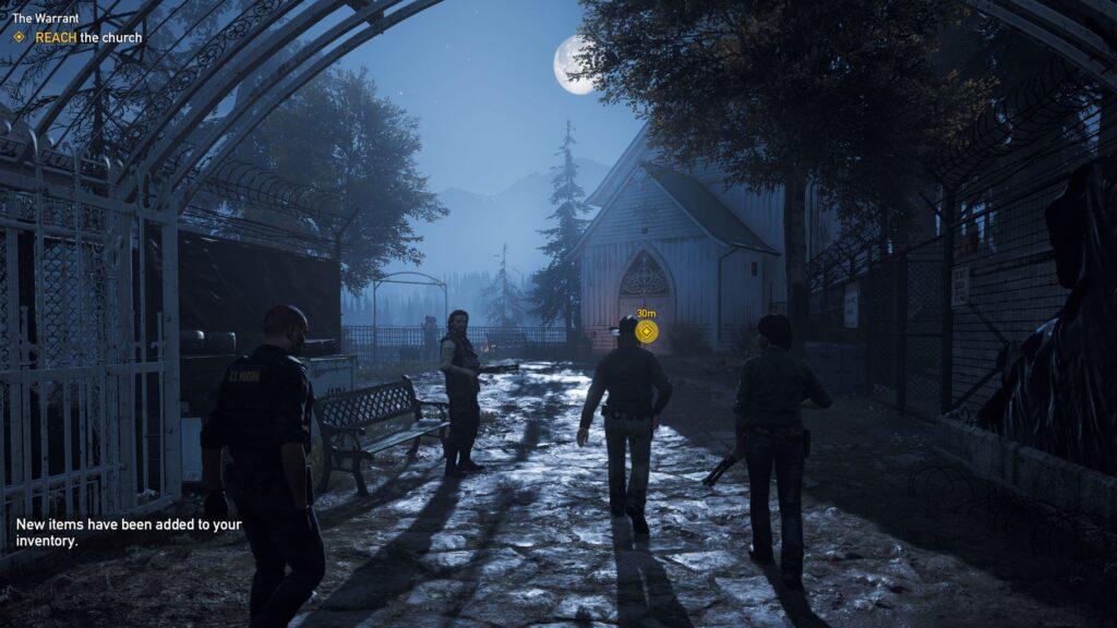 11 Far Cry 5 Prologue Walk To The Church 2