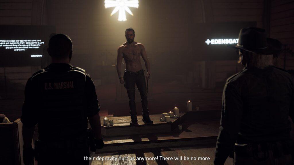 14 Far Cry 5 Prologue Inside The Church