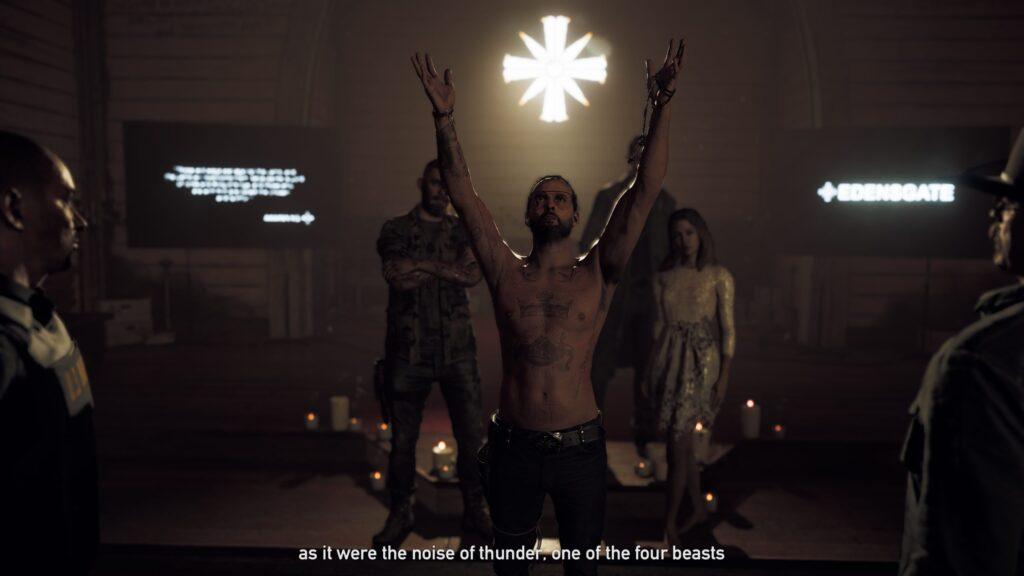 16 Far Cry 5 Prologue Inside The Church