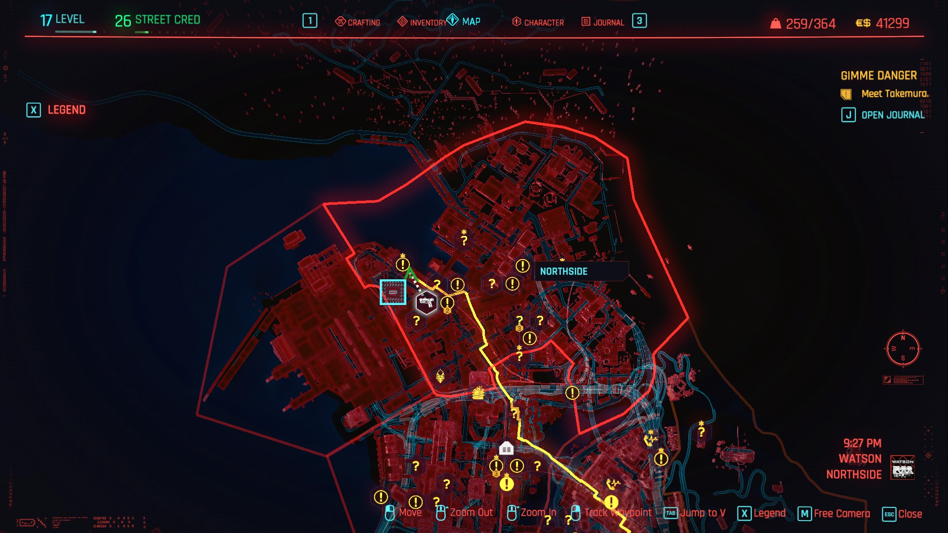 The Docks Fast Travel Cyberpunk 2077