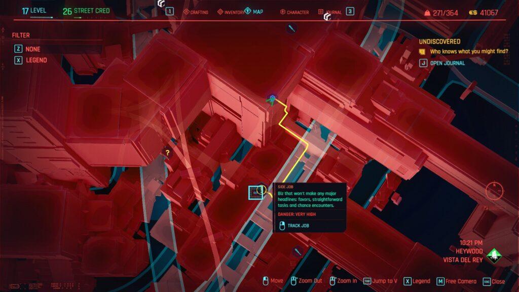 Cyberpunk 2077 How to find Skippy 2