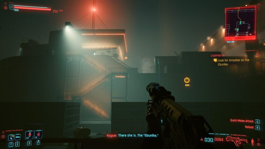 Cyberpunk 2077 How to Get Johnny's Gun 4