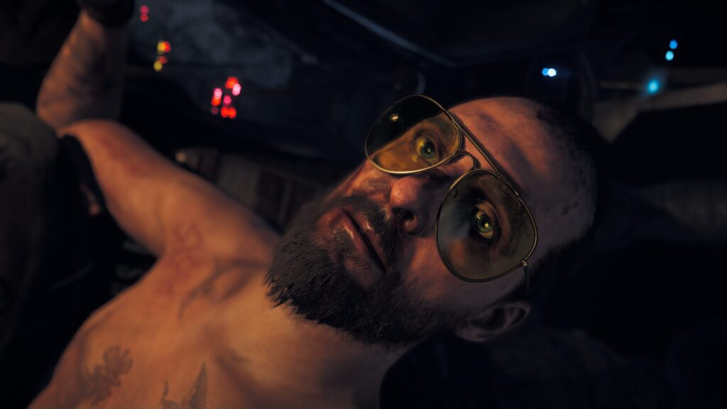24 Far Cry 5 Prologue Helicopter Crash