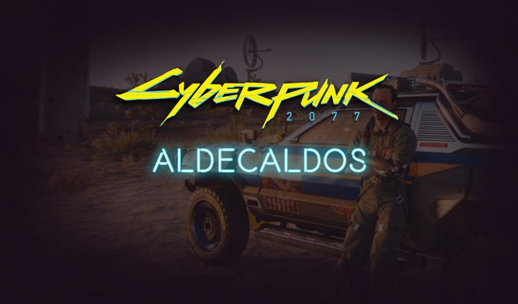Aldecaldos Cyberpunk 2077 Gang