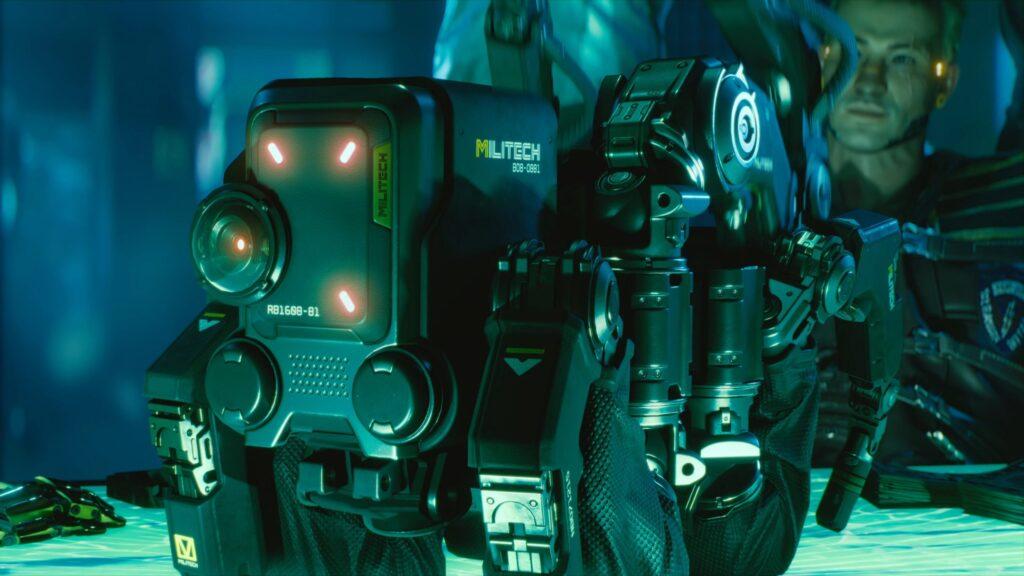 Cyberpunk 2077 – Official E3 2018 Trailer 0 58 Screenshot