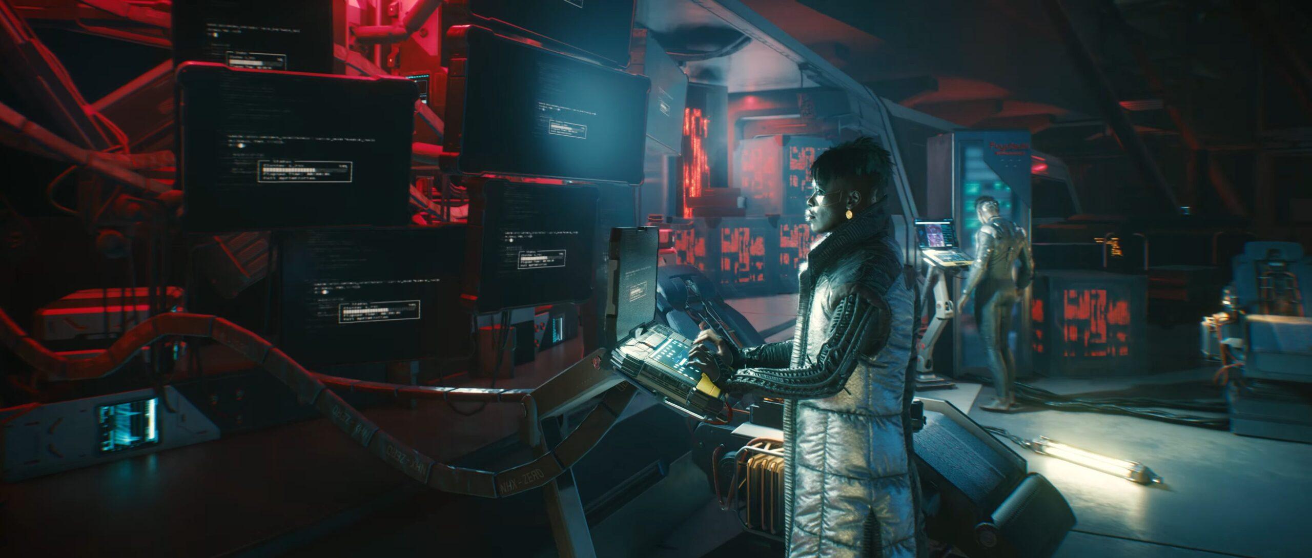 Cyberpunk 2077 Brigitte Crunch