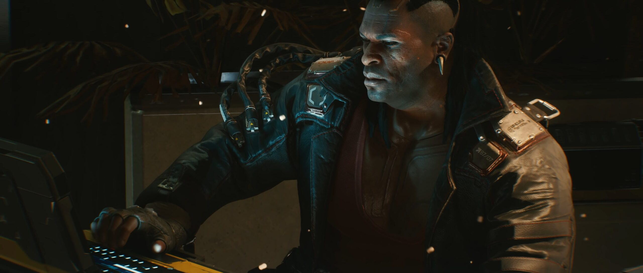 Cyberpunk 2077 Netrunner crunch