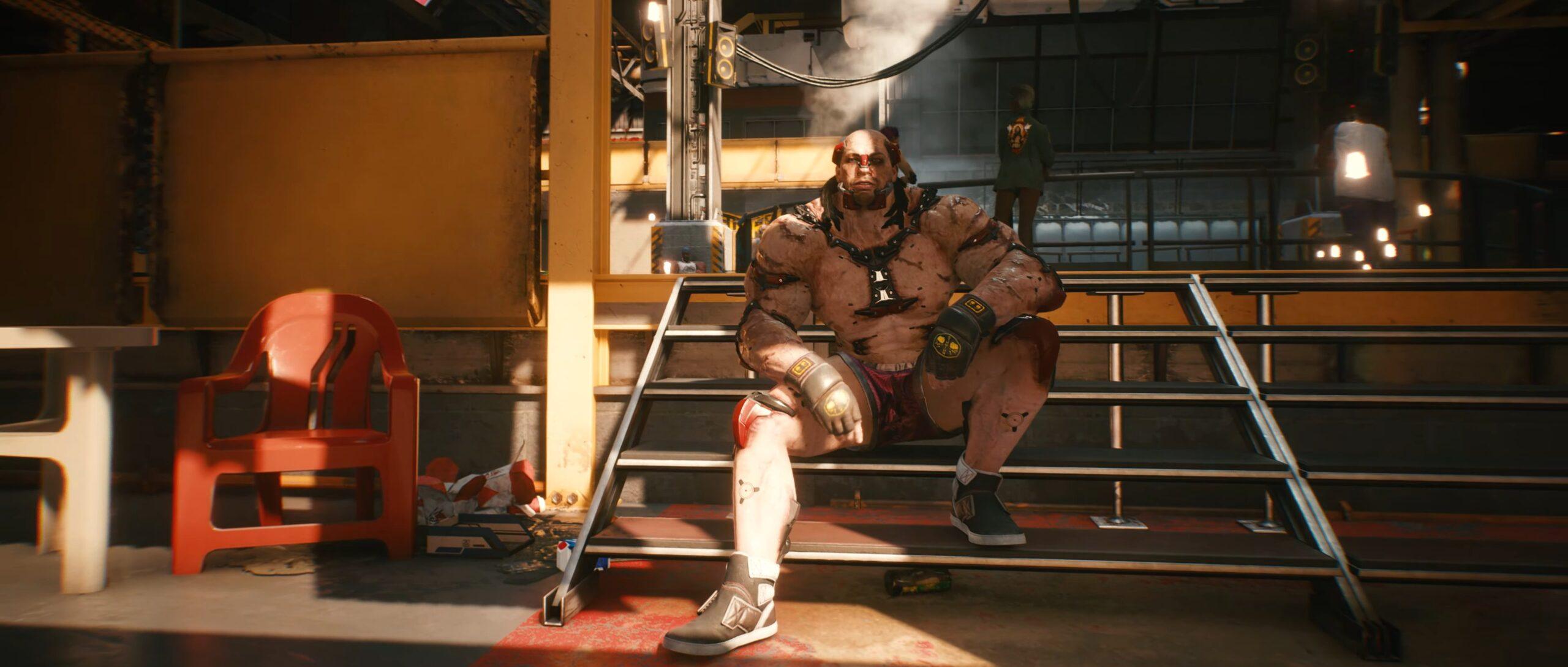 Cyberpunk 2077 — Gangs Of Night City 2 50 Screenshot