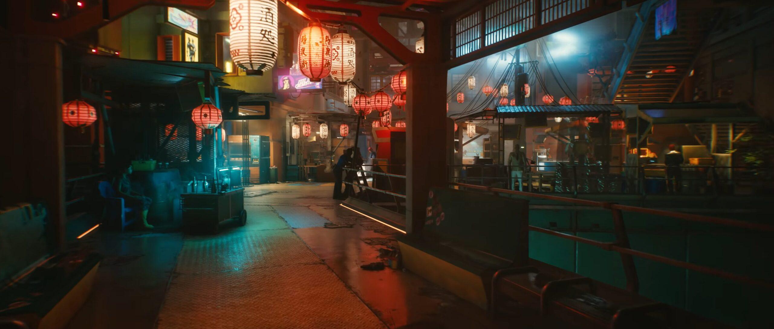 Cyberpunk 2077 — Gangs Of Night City 3 14 Screenshot