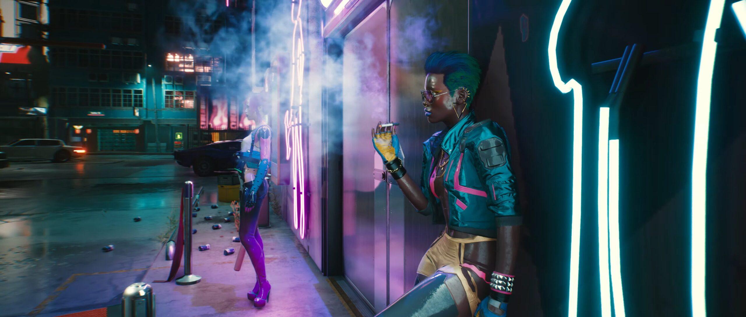 Cyberpunk 2077 — Gangs Of Night City 3 26 Screenshot