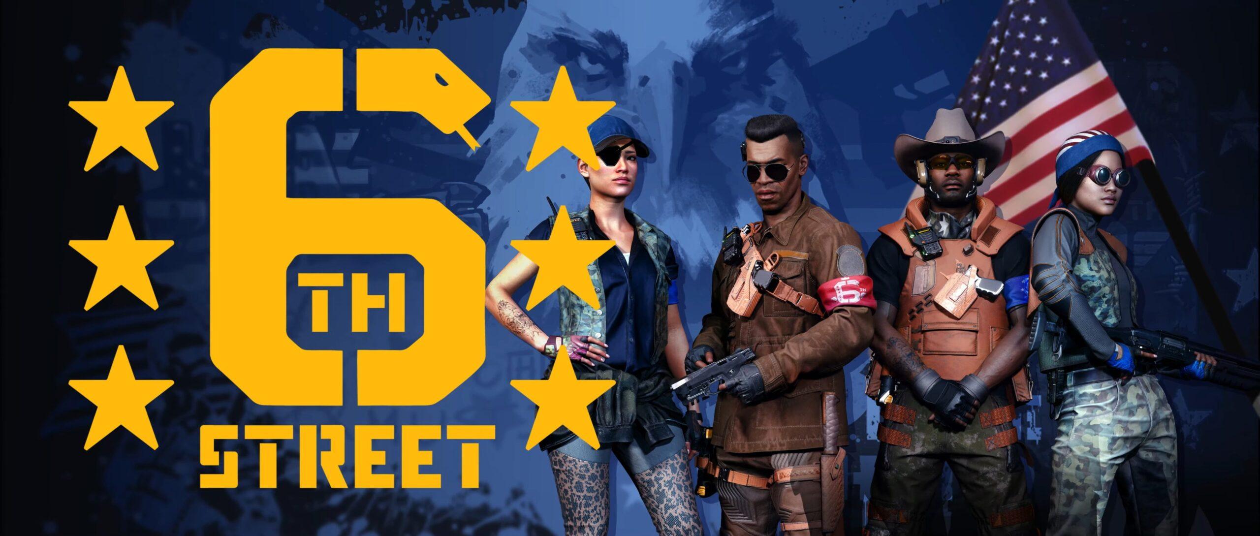 Cyberpunk 2077 — Gangs Of Night City 6th Street