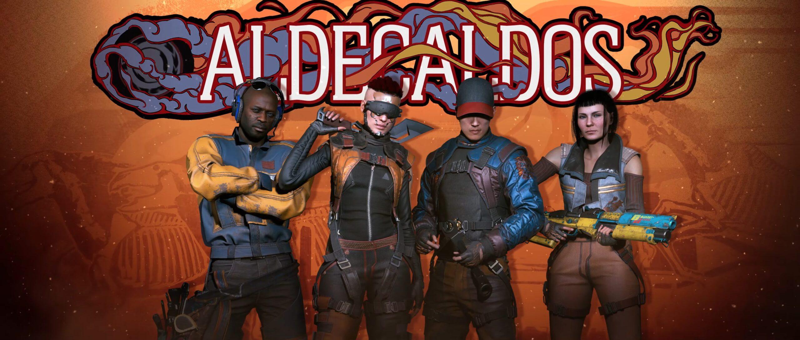 Cyberpunk 2077 — Gangs Of Night City Aldecaldos