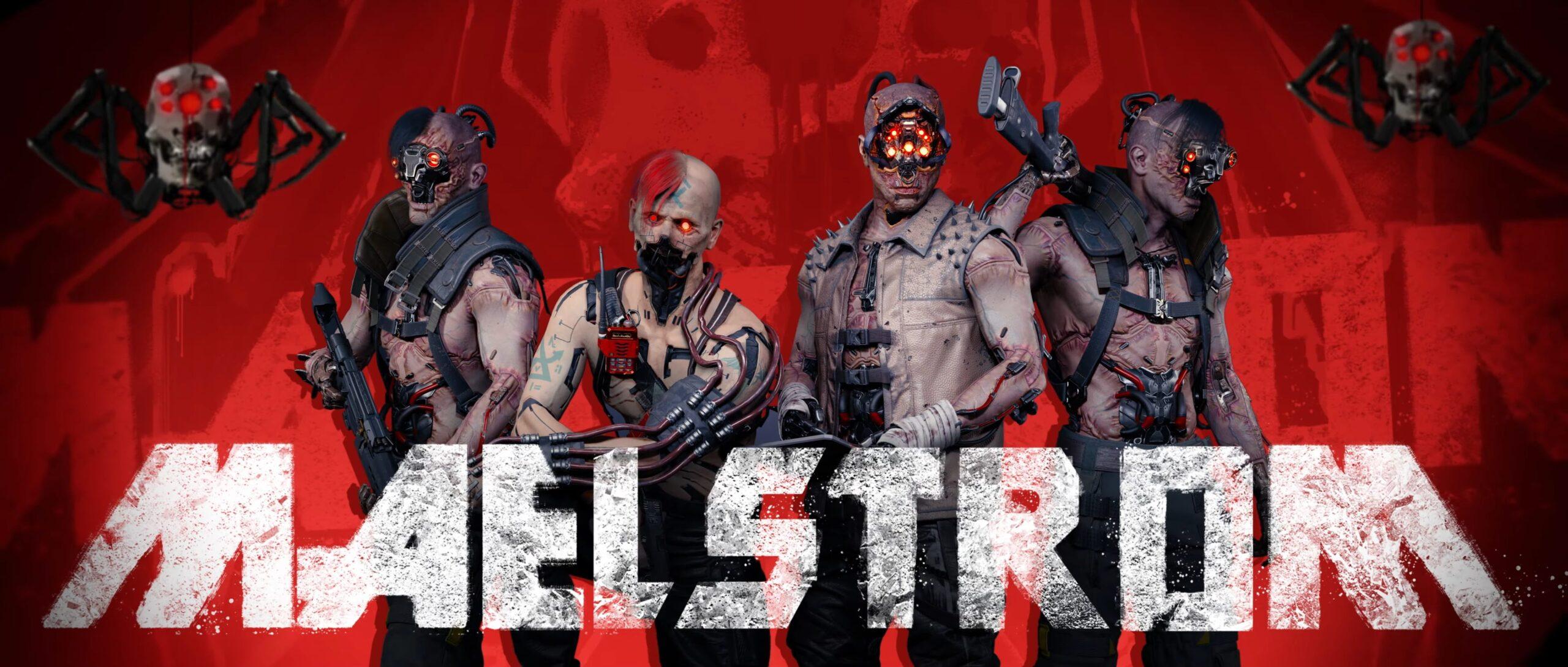 Cyberpunk 2077 — Gangs Of Night City Maelstrom
