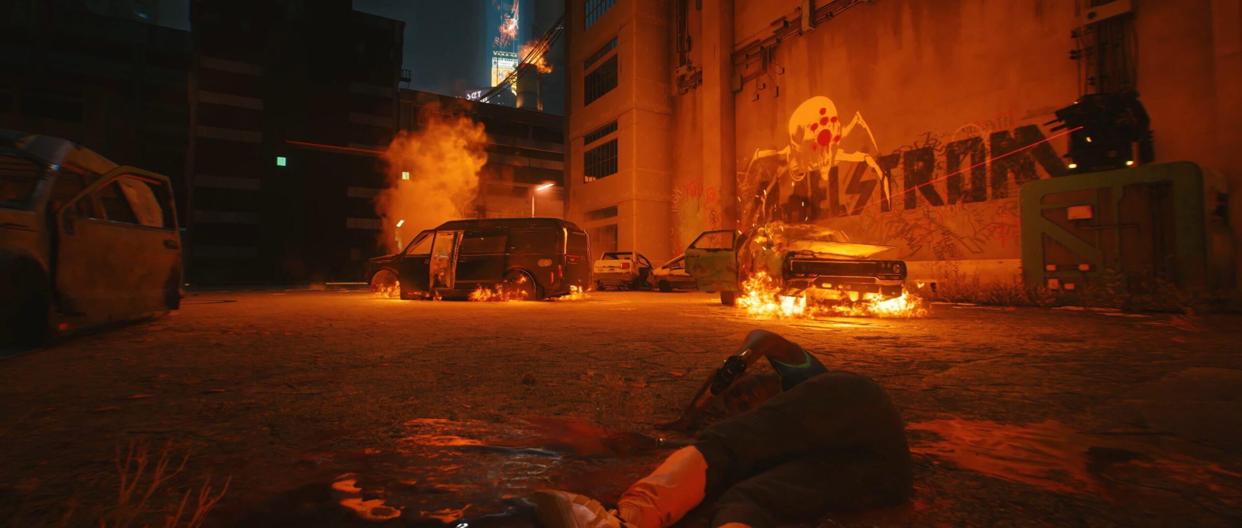Cyberpunk 2077 — Gangs Of Night City Maelstrom 2