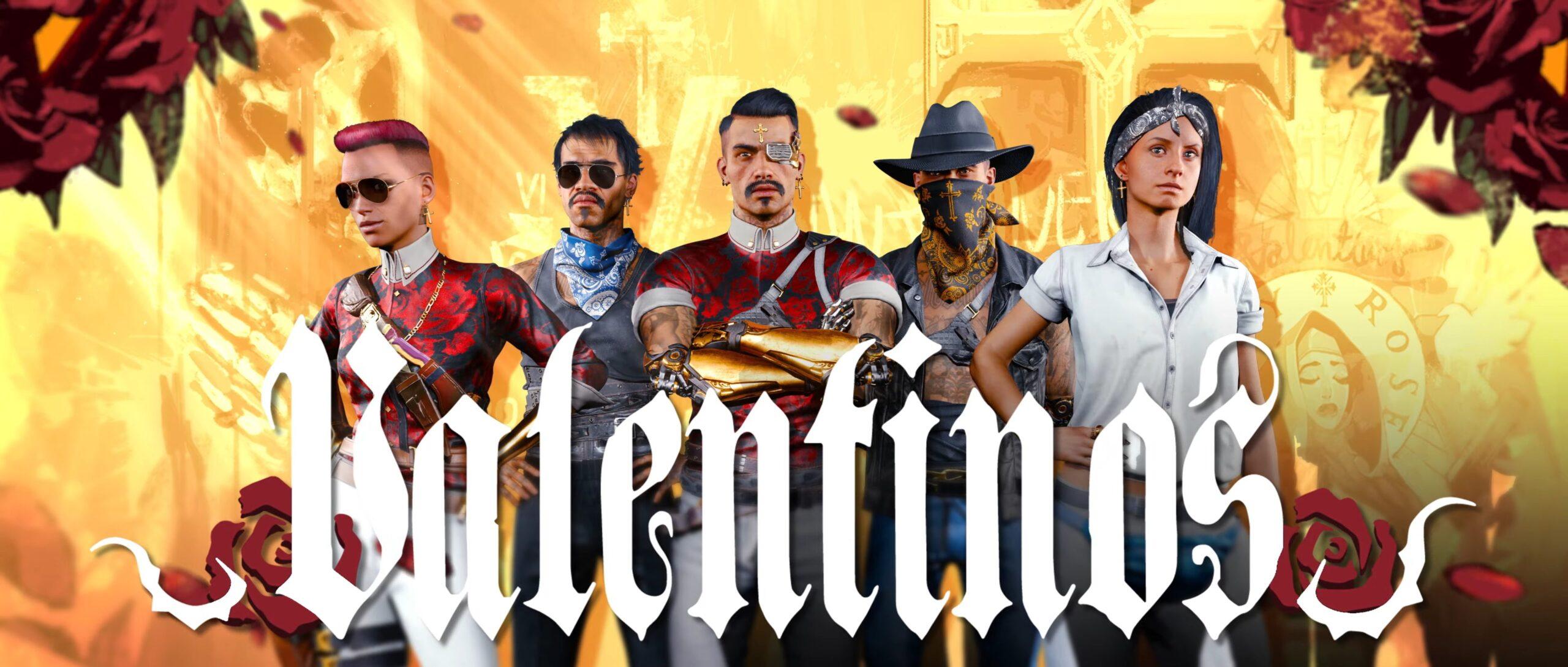 Cyberpunk 2077 — Gangs Of Night City Valentinos