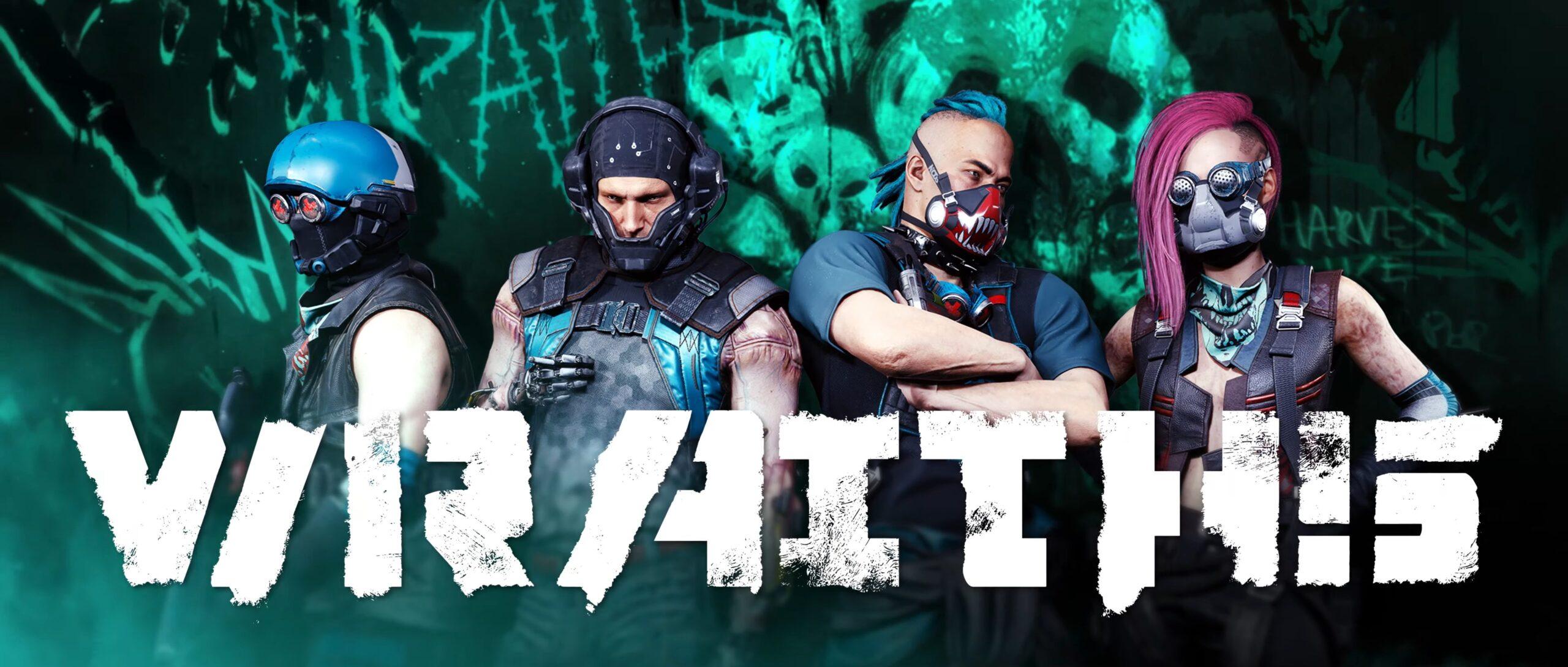 Cyberpunk 2077 — Gangs Of Night City Wraiths