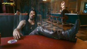 Cyberpunk 2077 — Night City Wire Episode 5 Johnny Silverhand The Diner