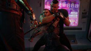 Cyberpunk 2077 — No Limits 0 11 Screenshot