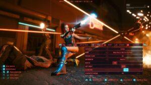 Cyberpunk 2077 — Photo Mode Trailer photo mode options settings