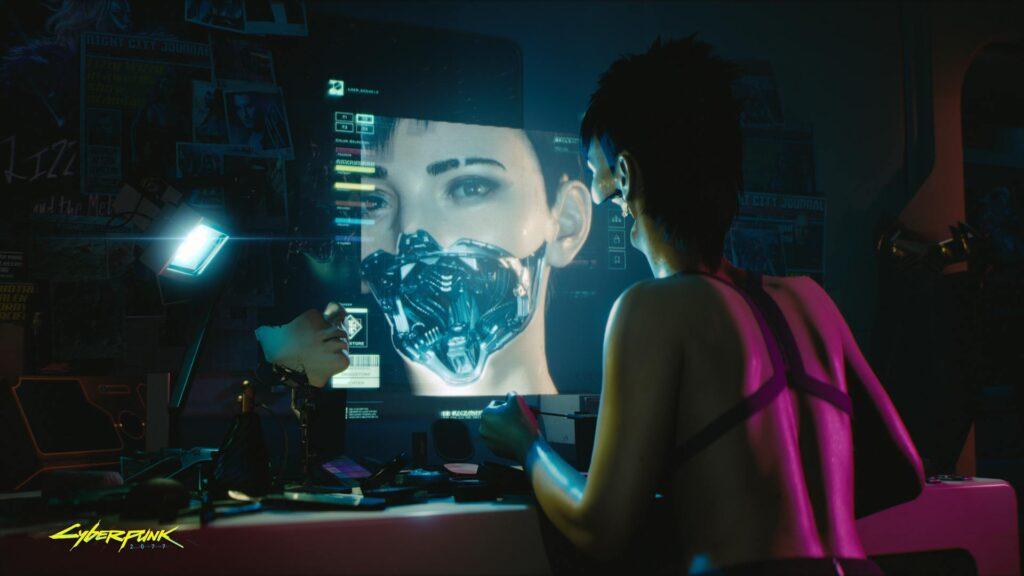 Cyberpunk 2077 crunch cdpr