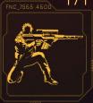 Cyberpunk 2077 Character Perks Bullseye