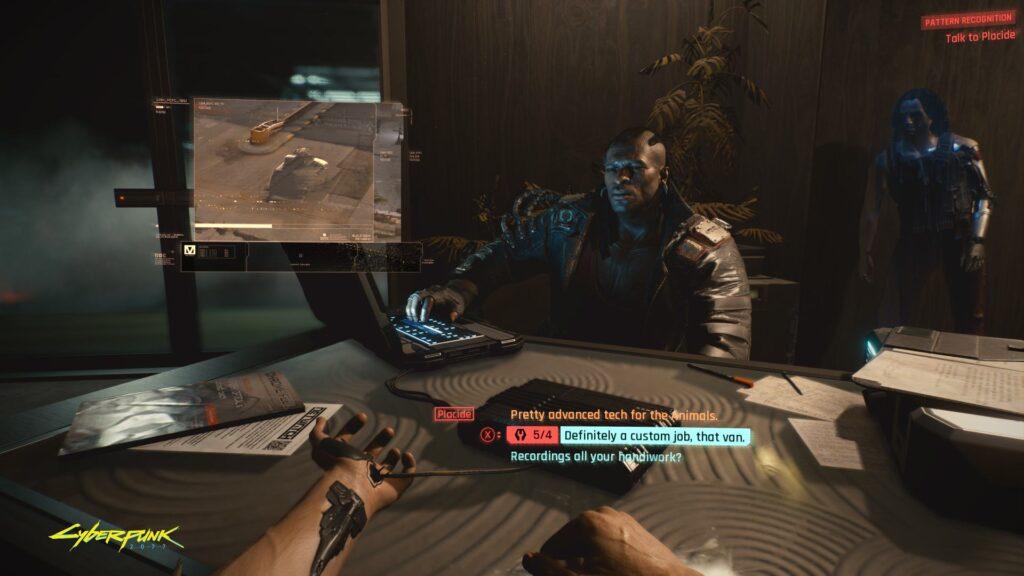Cyberpunk 2077 Character Skills Guide Dialog Options