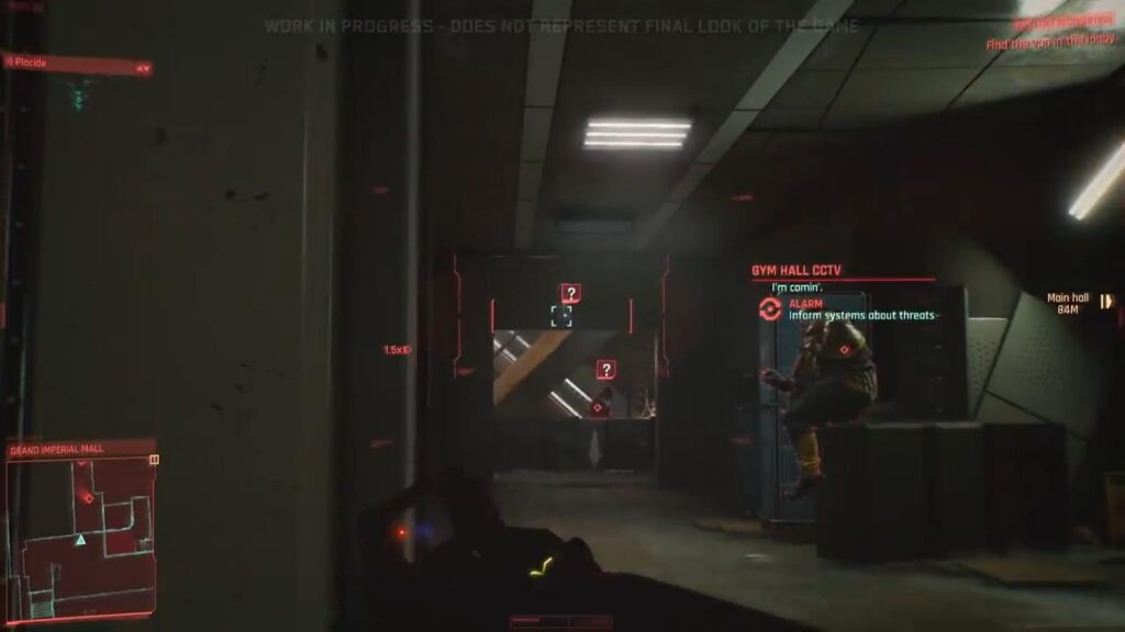 Cyberpunk 2077 Cool Character Attribute Assassination Nerve Sniper Rifle