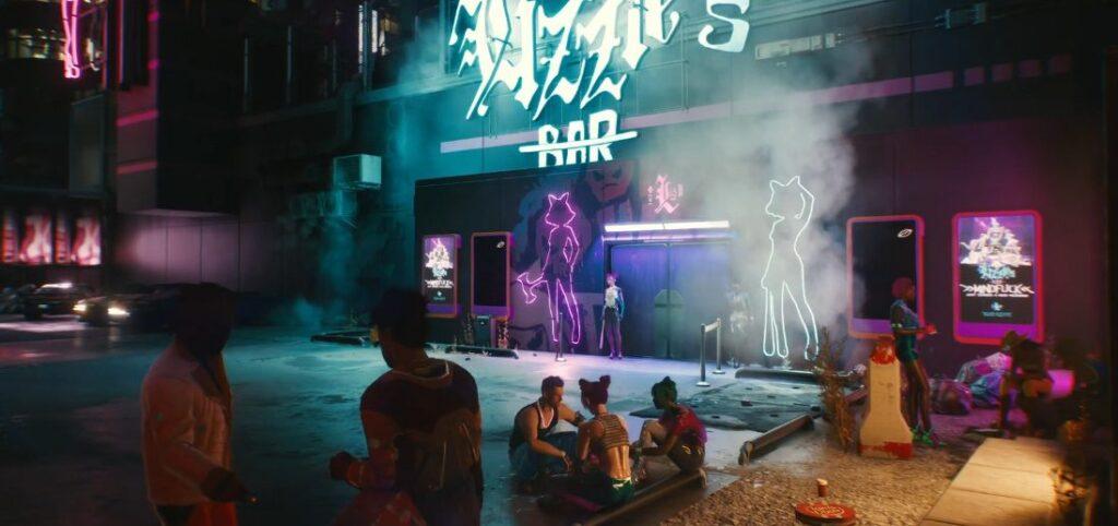 Cyberpunk 2077 Gangs Guide The Mox
