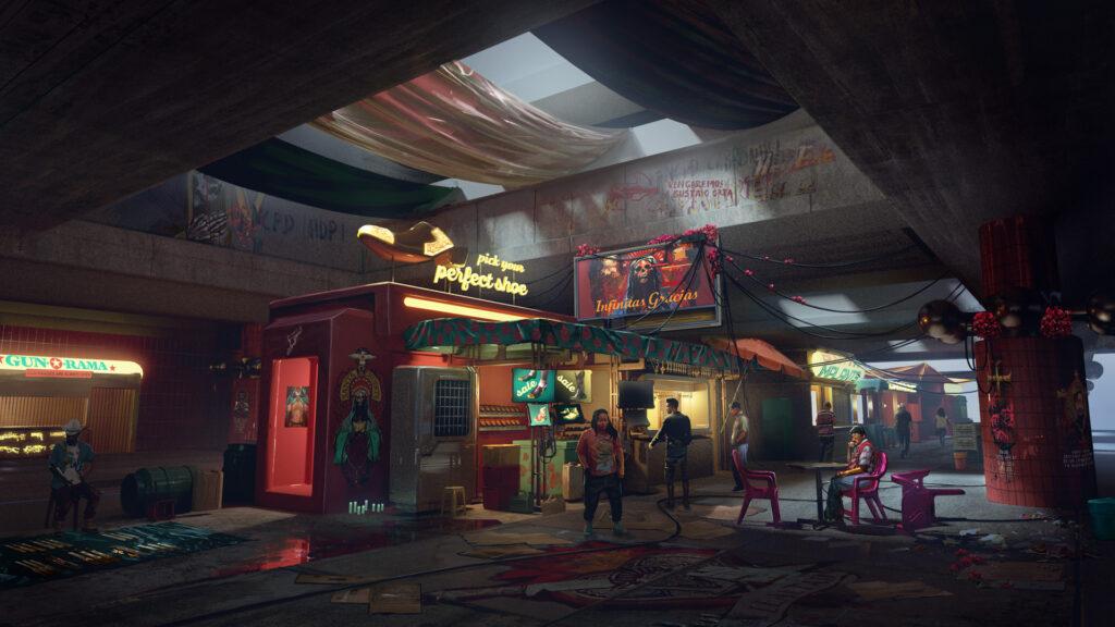 Cyberpunk 2077 Heywood Glen