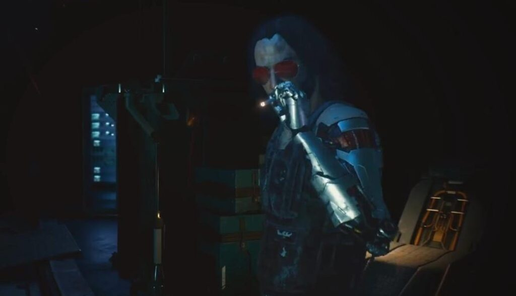 Cyberpunk 2077 Johnny Silverhand Cd Projekt Red Him Or No One Else