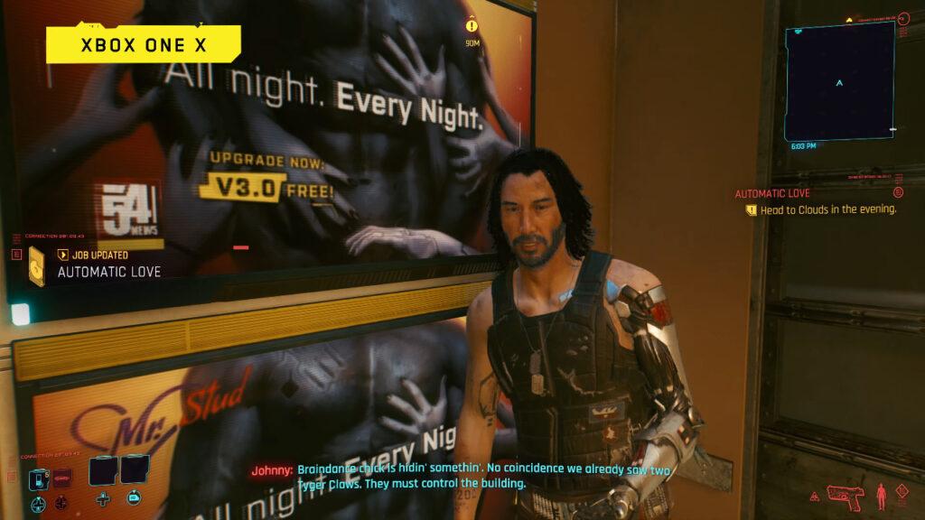 Cyberpunk 2077 Johnny Silverhand Distrusts Judy