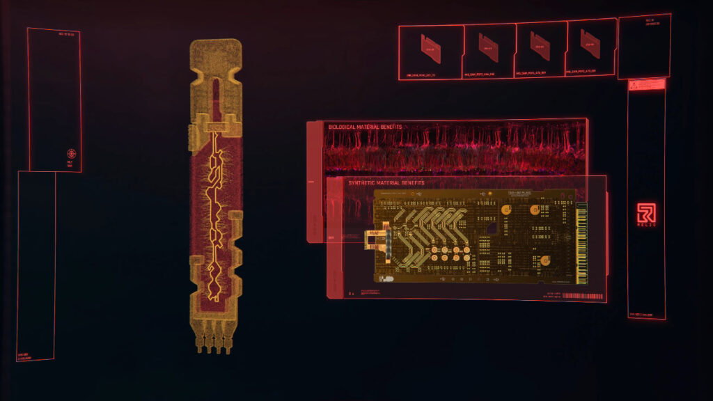 Cyberpunk 2077 Johnny Silverhand Guide Biochip