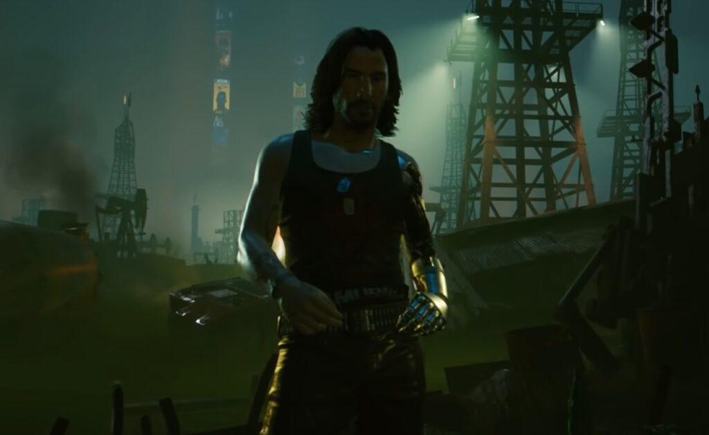 Cyberpunk 2077 Johnny Silverhand Guide Chippin' In