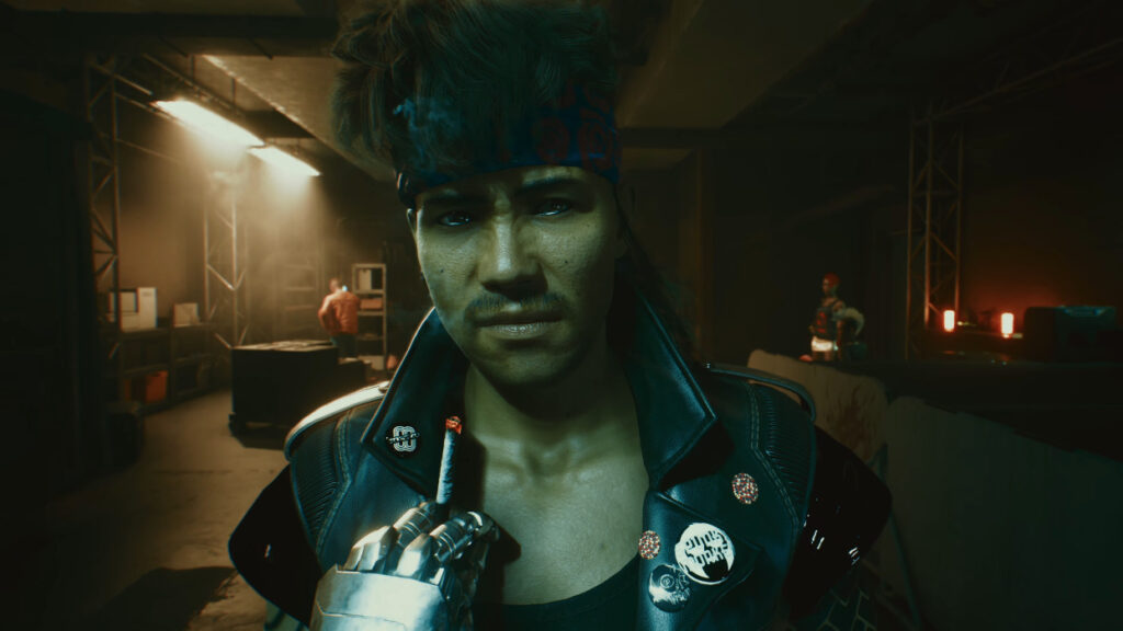 Cyberpunk 2077 Johnny Silverhand Guide Reliving Johnny's Memories