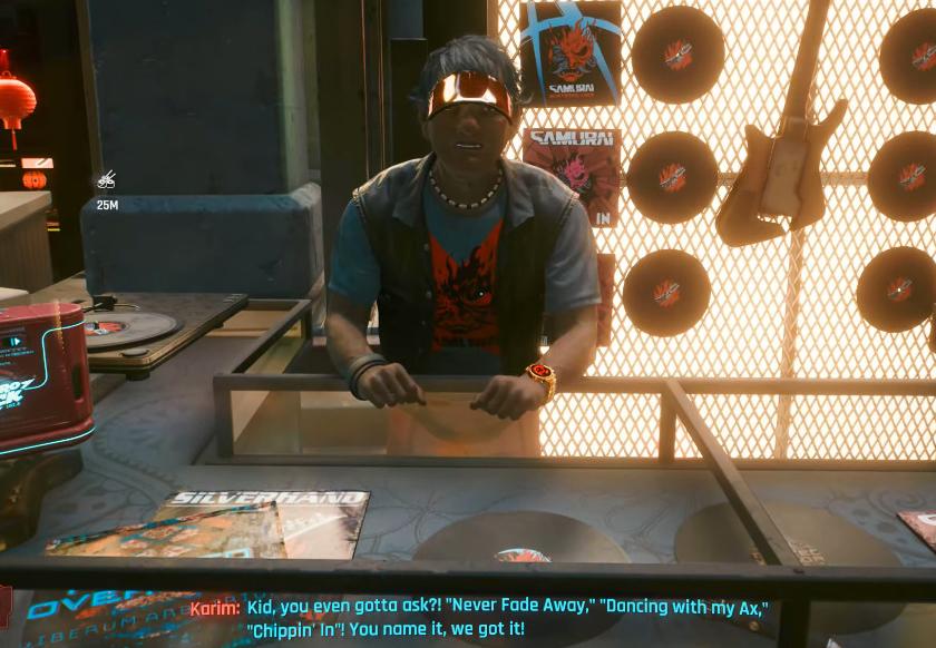 Cyberpunk 2077 Johnny Silverhand Guide The Ballad Of Buck Ravers