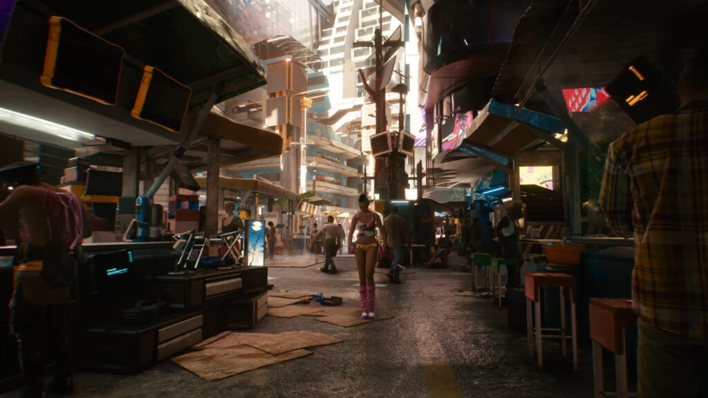 Cyberpunk 2077 Latest Gameplay Changes From 2018 Demo