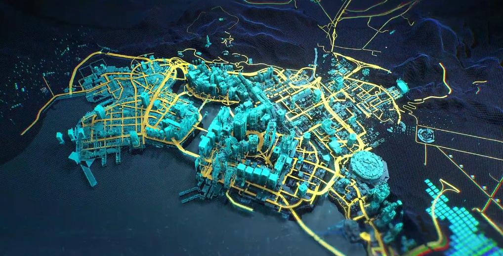 Cyberpunk 2077 Map Markers Guide Night City Map