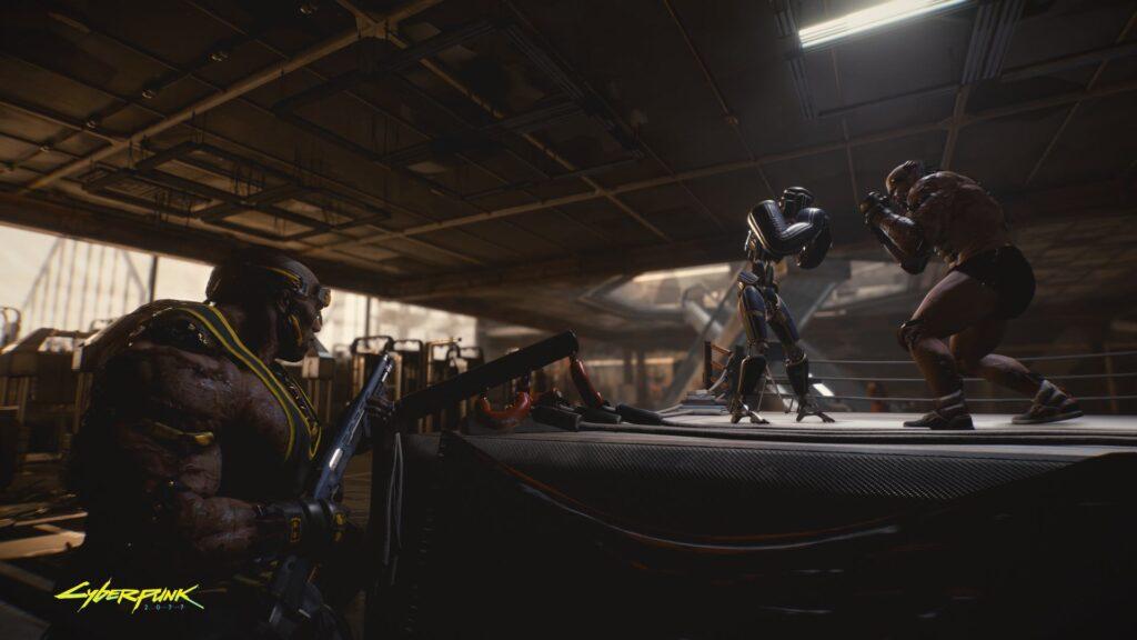 Cyberpunk 2077 Melee Weapons
