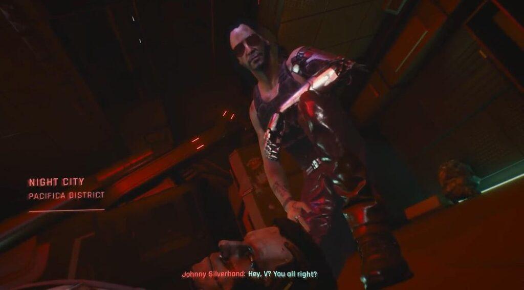 Cyberpunk 2077 Mike Pondsmith's Influential Legacy Cyberpunk 2020 Johnny Silverhand