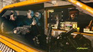 Cyberpunk 2077 Multiplayer Isn't Coming Soon, But There Are Good News