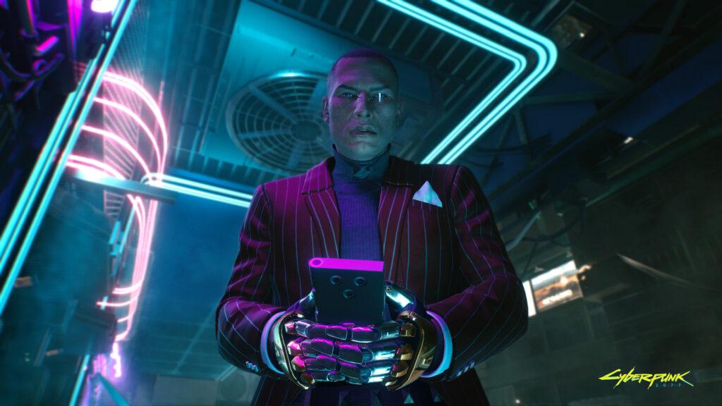 Cyberpunk 2077 CDPR crunch